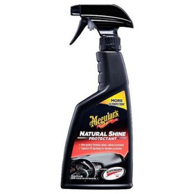 G4116 Полироль для пластика Natural Shine Vinyl & Rubber Protectant, 432 мл, Meguiars